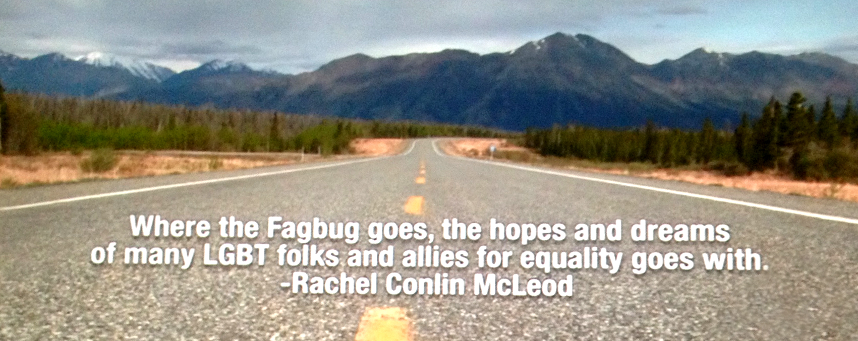 FAGBUG NATION QUOTE